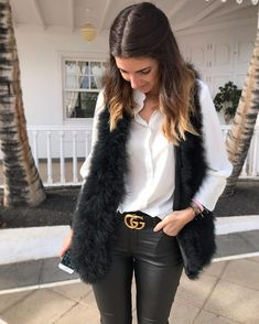 Gucci Belt Trend | POPSUGAR Fashion