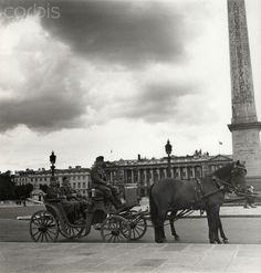 World War II German soldiers in Paris