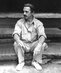 Thomas Hart Benton, painter, muralist, and writer strongly influenced by his time spent in Arkansas, especially in the Buffalo River area. Photo courtesy of Special Collections, University of Arkansas Libraries, Fayetteville