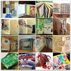 Journal love and inspiration by Regina (creative kismet),