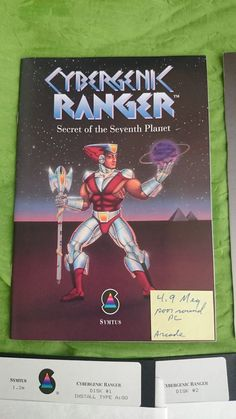 Cybernetic Ranger PC Game