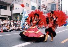 Japan Atlas: Asakusa Samba Carnival