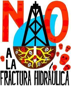 No a la fractura hidraulica