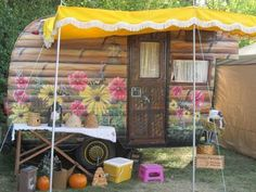 Vintage Bliss at the Country Living Fair