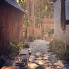Skulpturfabriken, Gotland Summer Vibes, Cabin, House Styles, Plants, Home Decor, Decoration Home, Room Decor, Cabins, Cottage