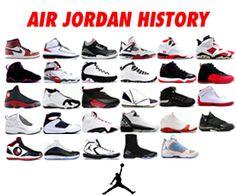 air jordan shoes list