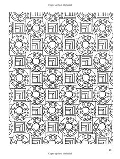 Geometric Coloring Pages, Pattern Coloring Pages, Mandala Coloring, Coloring Book Pages, Coloring Sheets, Coloring Pages For Grown Ups, Printable Adult Coloring Pages, Doodle Patterns, Color Patterns