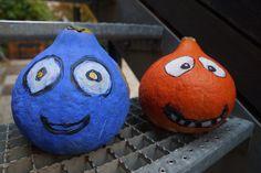 Kürbisse - Dorie & Nemo