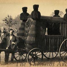 Funeral Coach c. 1850