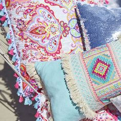 Primark - Ibiza-Cushion-Spotlight