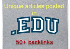 I found this collection on Fiverr: backlinks