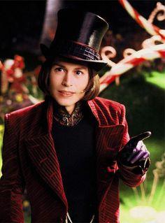 Charlie et la CHocolaterie Tim Burton