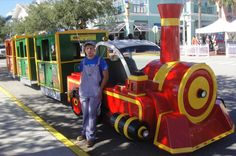 Best option by train to go to orlando florida