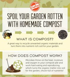 Want to live more sustainably, make nutrient-rich soil for your garden, or simply marvel at the mysteries of microbiology? Learn how to compost here!