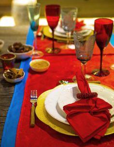 Mesas Decoradas D&D - dcoracao.com - blog de decoração