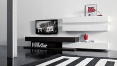 muebles con accesorios