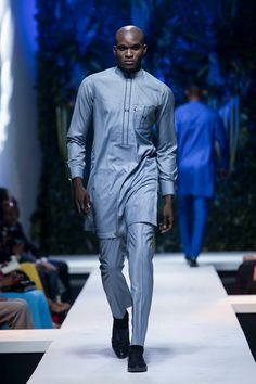 Ciss St-Moise - The K-Walk Show 2015, Cameroon Fashion Week - #Menswear #Trends #Tendencias #Moda Hombre
