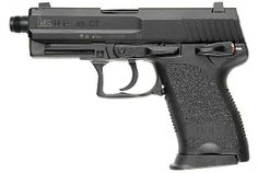 Heckler & Koch USP Compact Tactical .45 Caliber