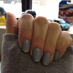 Zoya Kristen with silver tips
