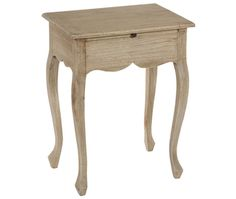 Nattbord 2 skuffer - Pure Life Samling by Craftenwood Night Table, Diy Chair, Vanity Bench, Decoration, Nightstand, Drawers, Pure Products, Wood, Design