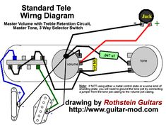 precision bass wiring diagram rothstein guitars %e2%80%a2 serious tone for the player 1999 ford f350 trailer 45 best light images electric led diy fender jazz guitar pedals
