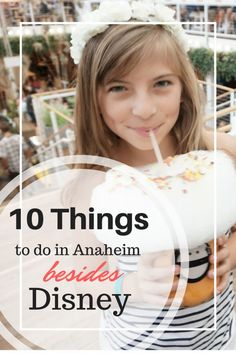 10 Things to do in Anaheim besides Disney  |  Global Munchkins  |  Read about our Trapeze Class, Flight Simulator Experience, Skateboard Lessons and more turned out. Plus, check out all the incredible food we found in Anaheim, CA. There is SO much more than Disneyland for families in this super fun city.