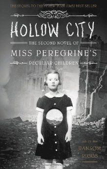 I finally got my hands on the second novel in the Miss Peregrine's Peculiar Children series, Hollow City by Ransom Riggs. If you haven't read the first book, Miss Peregrine's Home… Ya Books, Great Books, Books To Read, Teen Books, Amazing Books, John Green, Eva Green, Hollow City, Miss Peregrine's Peculiar Children