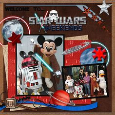 Star Wars Weekends - Page 5 - MouseScrappers.com
