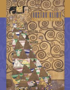 Gustav Klimt Coloring Book by Pomegranate http://www.amazon.com/dp/0764955349/ref=cm_sw_r_pi_dp_lDriub13F94QA
