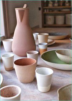 Ceramics by Kristie van Noort #mijnservies