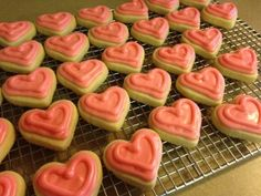 Sugar Cookies with Buttercream Icing | She Bakes and Creates