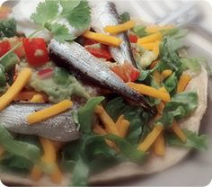 sardine tostadas with avocado salsa » KING OSCAR – THE BEST SEAFOOD IN THE WORLD