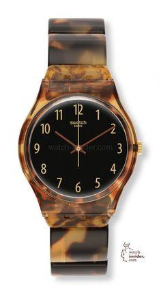Swatch Tortoise Shell Watch Tortoise Shell Watch 818024ffc4