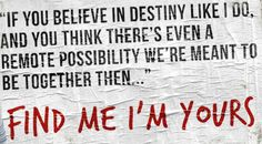Find Me I'm Yours Interactive Book Review