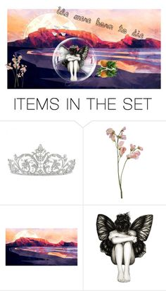 """""""You and I, we were born to die"""" by thenchantedwood ❤ liked on Polyvore featuring art"""