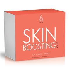 An at-home booster program to introduce the powers and benefits of aromatherapy. Alpha-H Skin Boosting Oils includes a trio of oils designed to meet the needs of your skin, mood and lifestyle.     Kit Includes:  Balance Oil 15ml  Calm Oil 15ml  Energise Oil 15ml