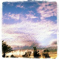 """SoCal Summer Sky! #breathtaking"" Photo taken by @tiffinylyn on Instagram, pinned via the InstaPin iOS App! http://www.instapinapp.com (08/02/2013)"