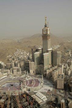 Mecca Royal Clock Tower Hotel, Saudi Arabia