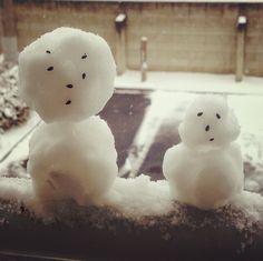 雪だるま* Snowman