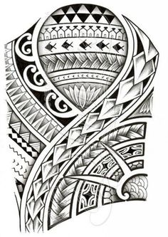 Searching For The Perfect Polynesian Tattoos | Tattoo Designs