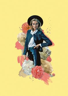 Collages on Behance