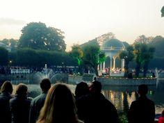ANNINA IN TALLINNA: Valgus Kõnnib Kadriorus 2014