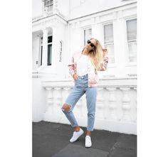 That Pink Jacket. | Victoria Törnegren | Bloglovin'