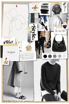 Mizhattan - Sensible living with style: Mizzy's Monthly Moodboard