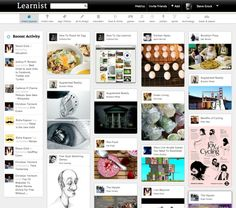 Learnist, a Pinterest for Education