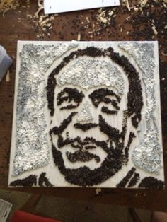 State fair accepts, then rejects Bill Cosby portrait made from rapeseed | Dangerous Minds