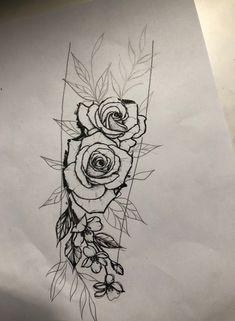 447 Melhores Imagens De Tattoo De Rosas Em 2020 Tattoo De Rosas