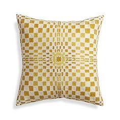 http://www.crateandbarrel.com/decorating-and-accessories/decorative-pillows/1