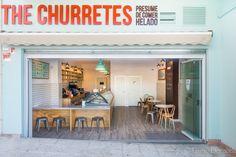 TheChurretes by Jiro (estudio-taller de diseño interior-Málaga)