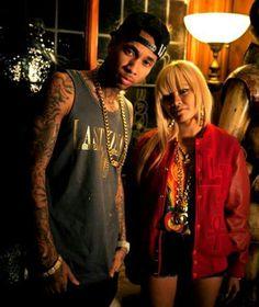 Tyga & Honey Cocaine